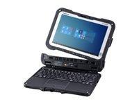 Bild von PANASONIC Toughbook mk1 Intel Core i5-10310U 25,4cm 10Zoll TS-Digitizer 16GB RAM 512GB SSD WLAN BT RearCam W10P+LTE