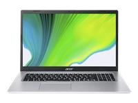 Bild von ACER Aspire 5 A517-52-53Y7 IC i5-1135G7 43,94cm 17,3Zoll FHD IPS matt 16GB RAM 512GB SSD Iris XE Graphics W10P64 silber
