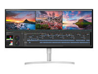 Bild von LG 34WK95U-W 86,36cm 34Zoll LFT CINEMA screen monitor 300cd/m