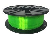 GEMBIRD PETG Fil Green 1.75mm 1kg - Kovera Distribution