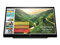 Bild von HP EliteDisplay S14 35,56cm 14Zoll Portable Display tragbarer Monitor 1920x1080 USB-C
