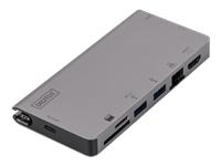 Bild von ASSMANN USB Type-C Multiport Travel Dock 8-Port
