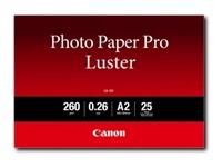 Bild von CANON LU-101 Fotopapier Pro Luster A2 25 Blatt