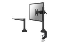Bild von MONITOR FPMA-D965 Desk Mount Clamp/Grommet Flatscreen 25,4-76cm 10-30Zoll 12kg VESA 75x75/100x100mm dreh-kipp-schwenkbar pivot black
