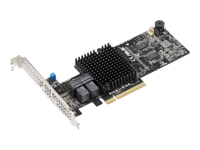 Bild von ASUS PIKE II 3108-8i-16PD 8-port internal SAS 12G H/W RAID kit RAID 0 1,10 5 6 50 60 single pack