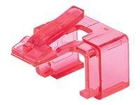 Bild von INTELLINET 50er-Pack RJ45-Reparaturclips Zur Reparatur von RJ45-Modularsteckern verschiedene Farben 50 Stueck im Glas
