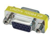 Bild von LINDY Mini-Adapter 15pol HD Kpl/Kpl SB - verpackt