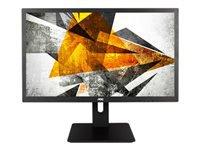 Bild von AOC I2375PQU 58cm 23Zoll TFT 16:9 250cd/m2 1000:1 5ms 1920x1080 DP DVI HDMI schwarz