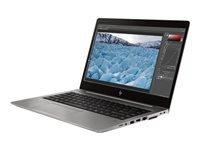 Bild von HP ZBook 14u G6 Intel i7-8565U 35,56cm 14Zoll FHD AG LED UWVA DSC 16GB 512GB/SSD AC BT FPR W10P64 3J Gar. (DE)