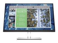 Bild von HP E24q G4 QHD Monitor 60,5cm 23,8Zoll HDMI VGA USB hub DisplayPort
