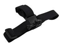 Bild von FANTEC Kopfband mit Halterung fuer BeastVision Action Kamera frei einstellbar und dehnbar Design aehnlich einer Stirnlampe