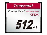 Bild von TRANSCEND CFCard 512MB Industrial UDMA5