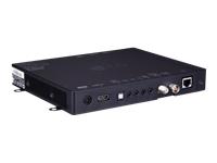 Bild von LG STB-5500 SetTopBox StandAlone HotelTV Mediaplayer WebOS3.0 UHD 4k 1.366x768 HDMI LAN RS232 BT USB 12W VESA digital analog schwarz