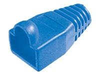 Bild von ASSMANN Knickschutztülle für 8P8C Modular-Stecker Farbe Blau