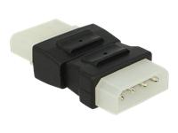 Bild von DELOCK Adapter Molex 4 Pin Stecker > Molex 4 Pin Buchse