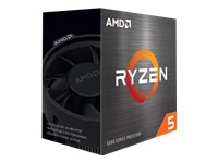 Bild von AMD RYZEN 5 5600X 4,60GHZ 6 CORE TRAY CPU