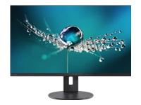 Bild von FUJITSU B32-9 TS 32inch UHD 4K Matt Black Ultra Narrow bezel 4-in-1 stand DP HDMI 2xUSB 3840x2160 16:9 3YW C&R