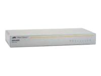 Bild von ALLIED Secure G.SHDSL Router Annex B mit 5x10/100BaseTX LAN/WAN, 1xAsync-Port, 1x PIC Slot (nur EU)