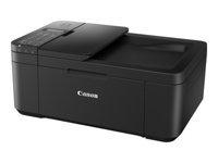 Bild von CANON Pixma TR4550 Schwarz A4 MFP drucken kopieren scannen faxen Cloud Link WLAN 4.800x1.200dpi Automatischer Duplexdruck