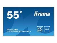 Bild von IIYAMA ProLite LE5540UHS-B1 Display 139,7cm 55Zoll
