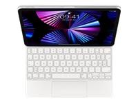 Bild von APPLE Magic Keyboard für 11.0 iPad Pro 1./2./3. Generation / iPad Air 4. Generation - Deutsch - Weiss