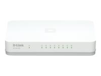 D-LINK GO-SW-8G/E 8-Port Gigabit Switch - Kovera Distribution