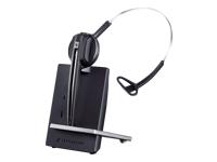 Bild von EPOS SENNHEISER IMPACT D 10 Phone kabelloses DECT GAP-System fuer Tischtelefone inkl. Basis einseitigem Ohr- und Kopfbuegel