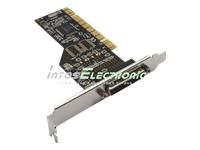 Bild von INLINE Schnittstellenkarte 1x LPT parallel PCI