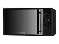 CECOTEC All Black Microwave - Kovera Distribution
