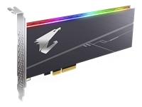 Bild von GIGABYTE AORUS RGB AIC NVMe SSD 1TB