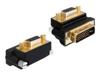 Bild von DELOCK Adapter DVI 29 St VGA-Bu 270 gewinkelt