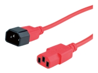 Bild von ROLINE Apparate-Verbindungskabel IEC320