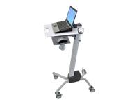 Bild von ERGOTRON NeoFlex Laptop Cart belastbar bis 6,8kg. Anhebung bis 51cm fuer Notebooks von 30,5 - 43,2cm 12 bis 17 Zoll
