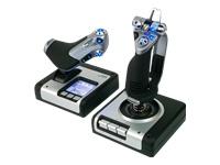 Bild von LOGITECH G Saitek X52 Flight Control System - USB - WW