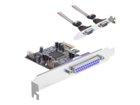 Bild von DELOCK PCI Express Karte 2 x Seriell, 1x Parallel