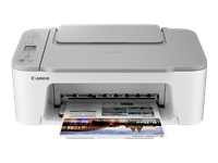 Bild von CANON PIXMA TS3451 WHITE color inkjet MFP printer 7.7 ipm