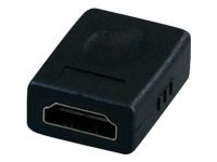 Bild von EFB HDMI Adapter Typ A Buchse/Buchse vergossen vergoldete Kontakte
